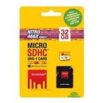 Card Memorie 32gb Strontium Class 10 cu adaptor si cititor card